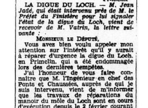 Exemple d'un article de presse de 1931