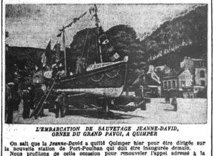 Ouest-Eclair du 10 juillet 1926