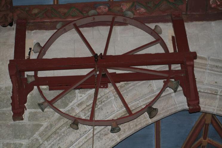 Eglise de Confort Meilars - Le Carillon
