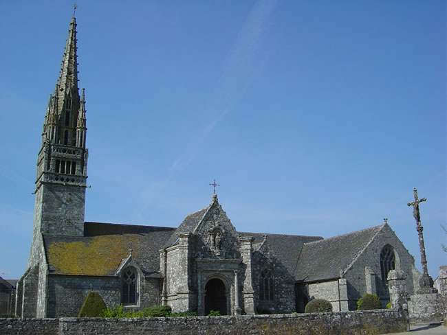 L'Eglise de Beuzec-Cap-Sizun
