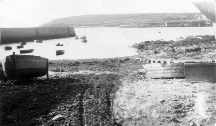 Le port du Loch Primelin