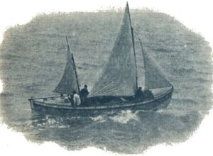 Bateau Henry type Paul Lemonnier
