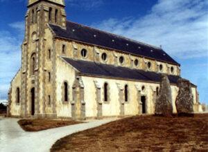 Eglise St Guénolé