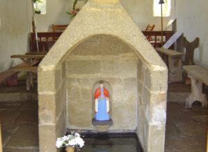 Fontaine de Ste Chrysante