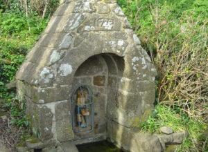 La fontaine de Ste Evette