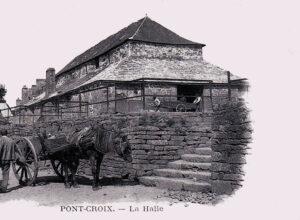 Halles de Pont-Croix