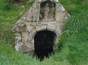 La fontaine de Notre Dame de Lannourec