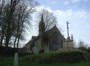 La chapelle Saint Laurent de Lannourec