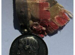 Médaille de Napoléon III - Courage et dévouement