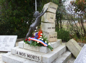 Monument aux morts de Primelin