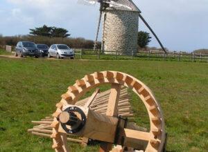 Moulin à balancier de Trouguer