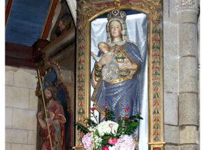 Notre Dame de Confort-Le Choeur