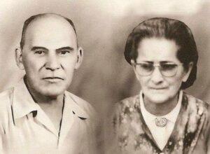 Marc Carriou et son épouse