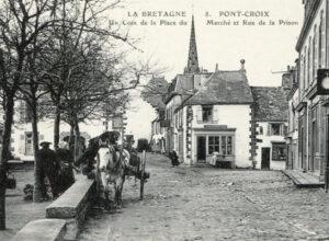 Rue de la prison - Pont-Croix