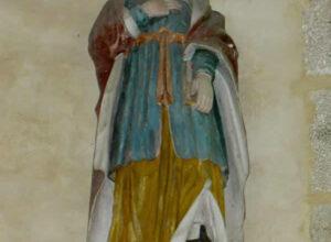 « Surnommé Ar beleg fol (Le prêtre fou), Michel Le Nobletz, reconnaissable à sa trop courte soutane, était pourtant l'un des hommes ''les plus doctes de toute la Bretagne''. » - © Paul Cornec
