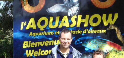 Visite à l'Aquashow