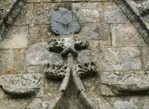 Bateau de pierre - Eglise de Cléden Cap Sizun