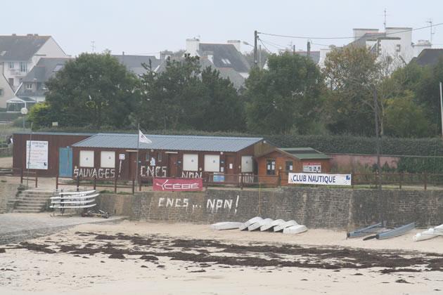 Centre nautique en 2008